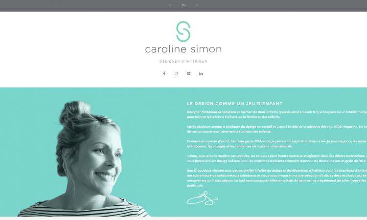 Carolinesimon.ca